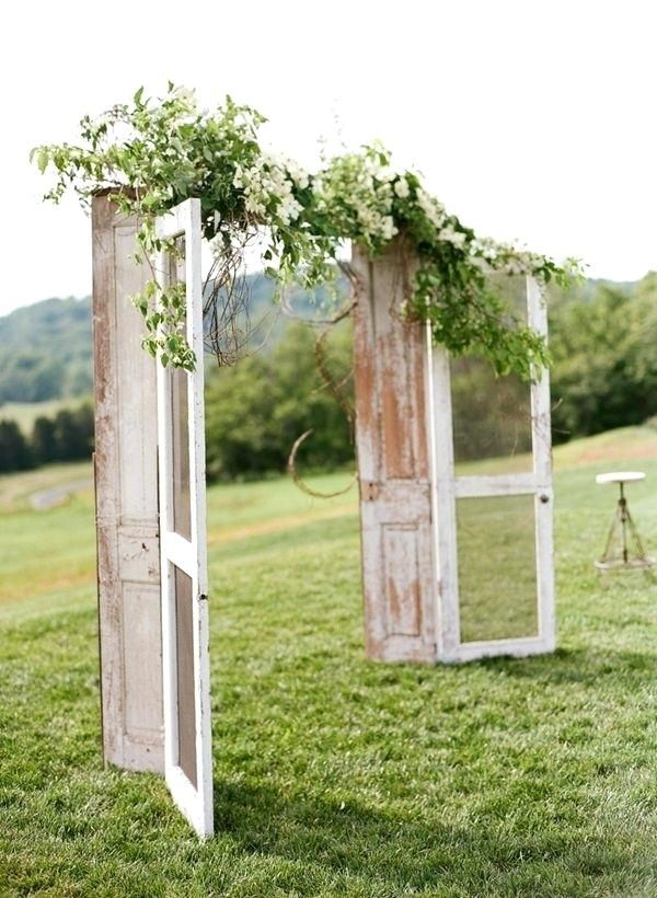 Doors Ceremony Backdrop Rustic Old Door Wedding Arch For Sale Decor Ideas Outdoor Country Weddings Wedding Ceremony Arch Wedding Arch Ceremony Arch