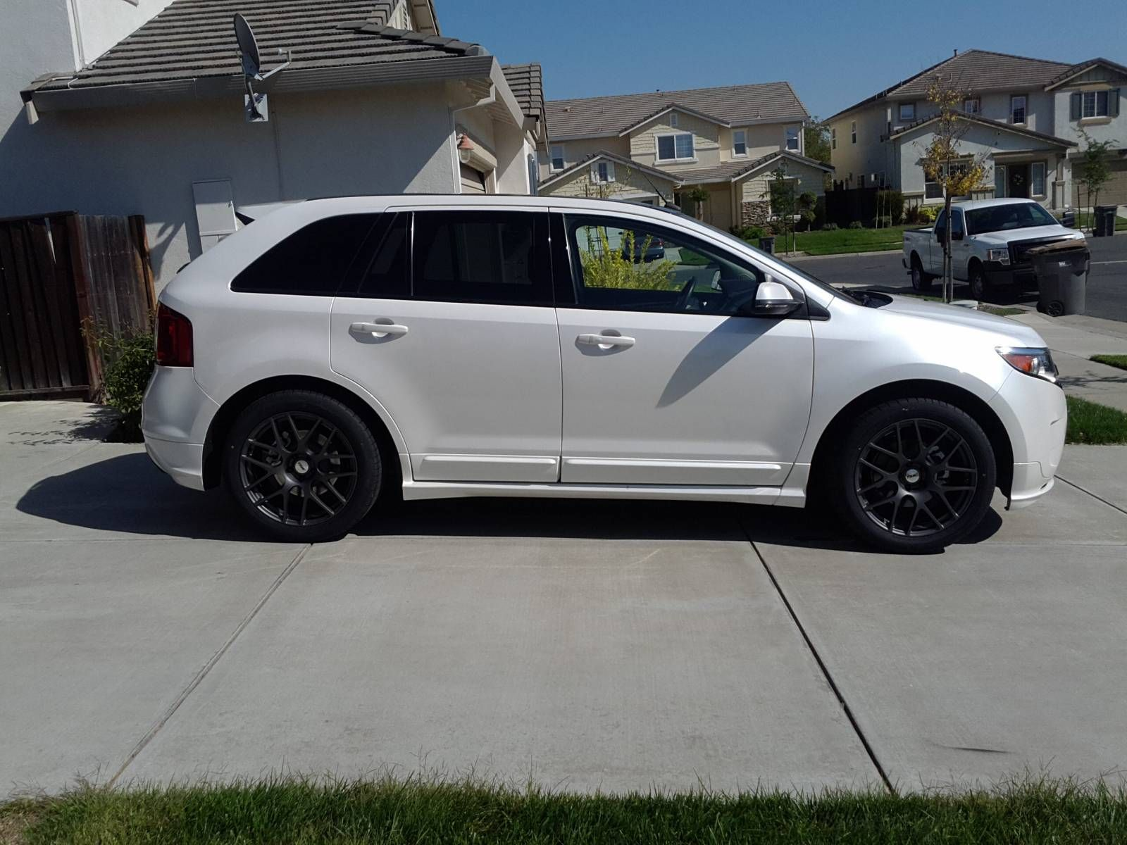 ford edge lowering springs Google Search Ford Edge
