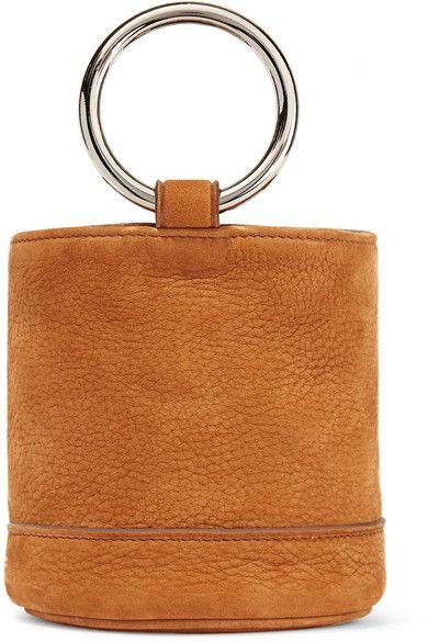 fa7824f17ce Simon Miller | Bonsai 15 nubuck bucket bag | NET-A-PORTER.COM ...