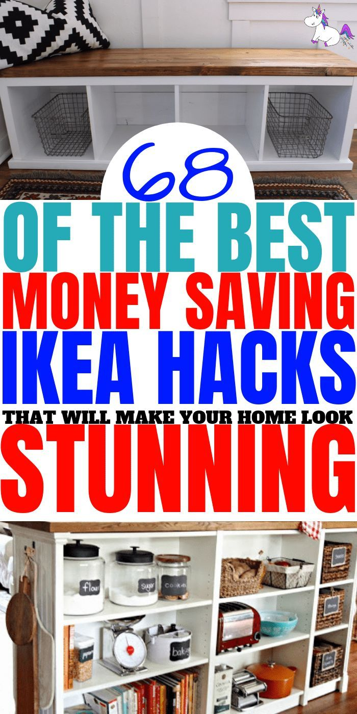 68 Of The Best Money Saving IKEA Hacks That Will Make Your Home Look Amazing We are want to say thanks if you like to share this post to another people via your facebook, pinterest, google plus or twitter account. Right Click to save picture or tap and hold for […]