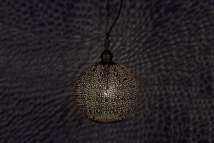Jerada Hangeleuchte Rund O 20 Cm Mit Bildern Hangeleuchte Hange Lampe Licht