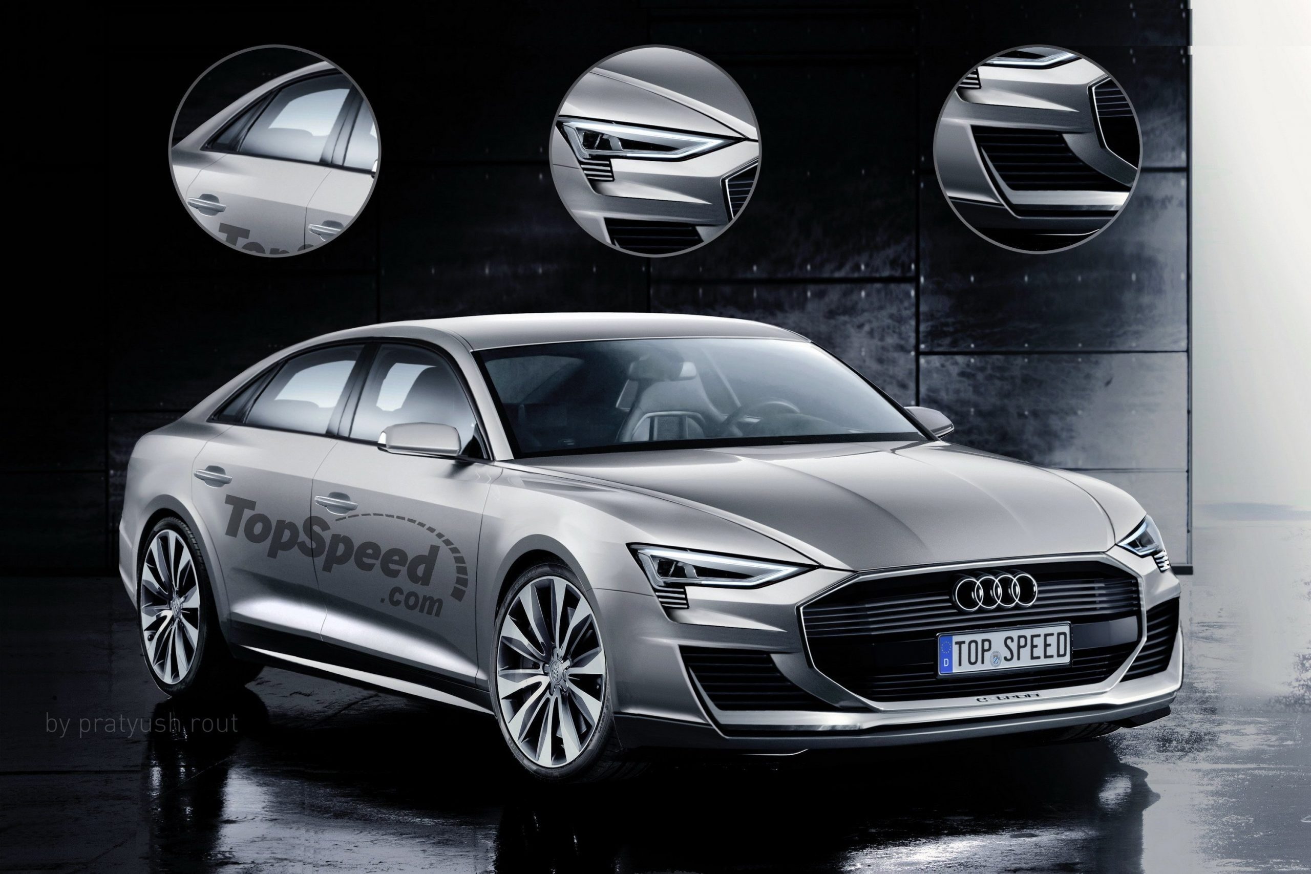 2020 All Audi A9 Spesification