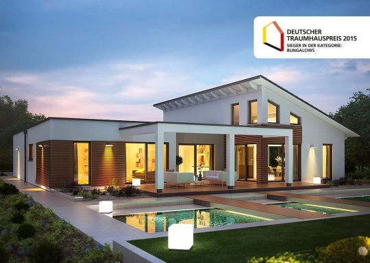 Bungalow zum Kauf (Haustyp) 175 qm - bei ImmobilienScout24 (Scout - wohnideen 40 qm