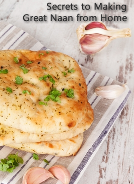 Make Great Naan at Home - Love with recipe