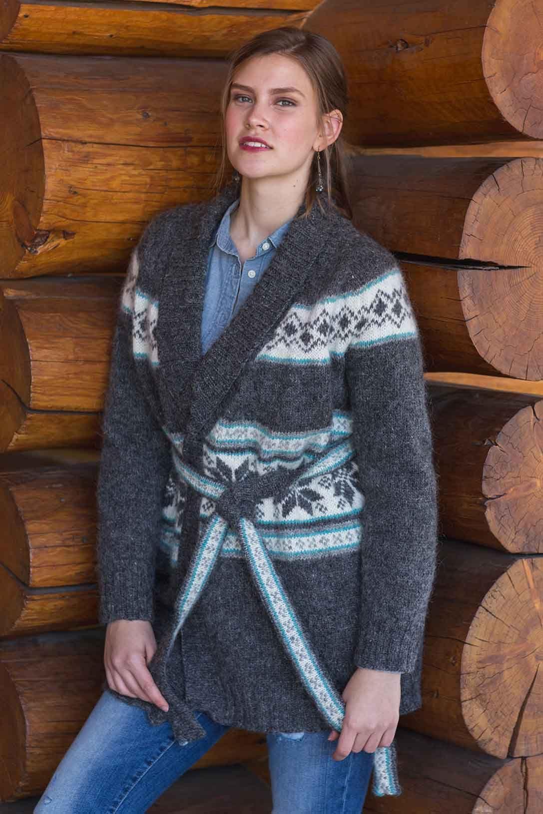 Grayling Cardigan Knitting Pattern | Knitting patterns, Yarns and ...