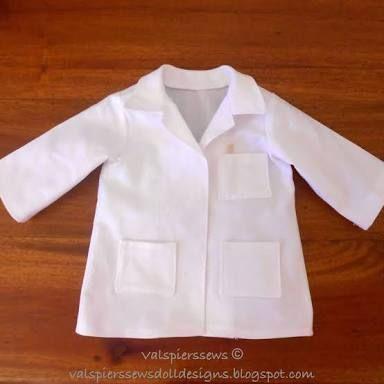 Kids Navy Lab Coat Doctors Scientist Lab Coat Girls Boys Fancy Dress Costume