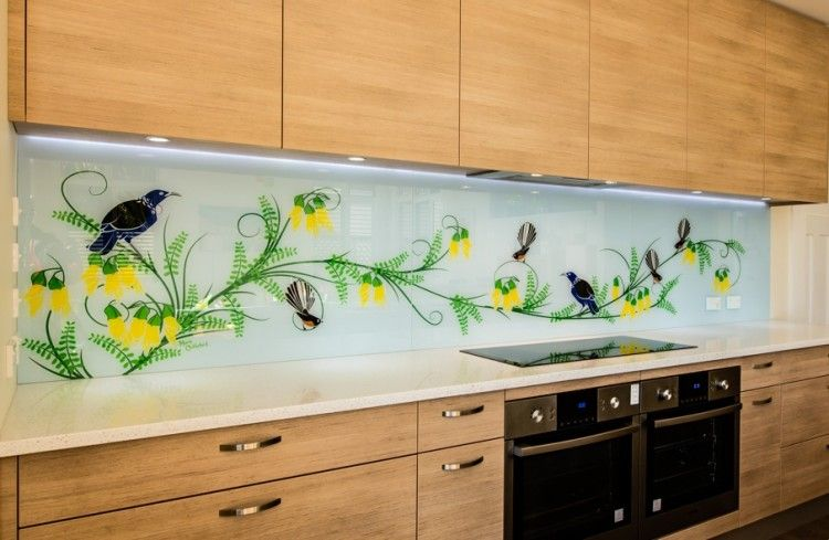 Glass products for home & commercial, Glass Splashbacks Image Glass
