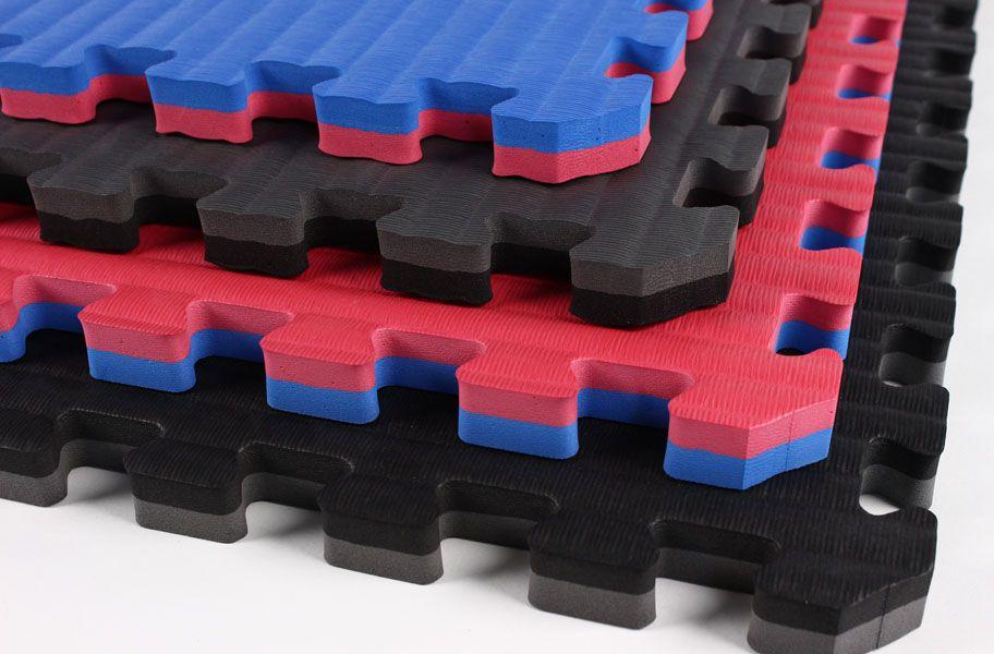 Tatami Tiles $1.85/sq ft - Interlocking Foam Tatami Mats #RubberFloor50