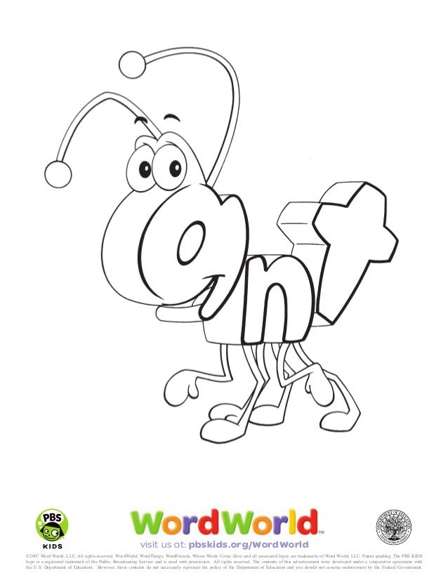 word world coloring pages - Etame.mibawa.co