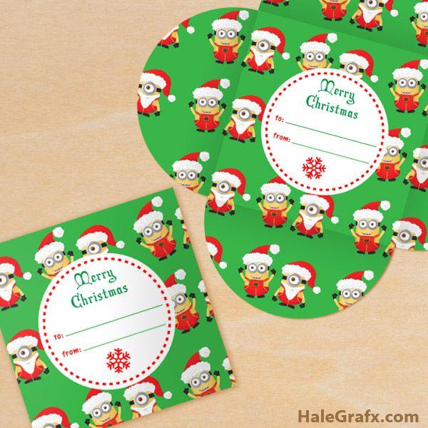 Free Printable Christmas Minion Gift Card Holder Christmas Gift Card Holders Minion Christmas Christmas Gift Card