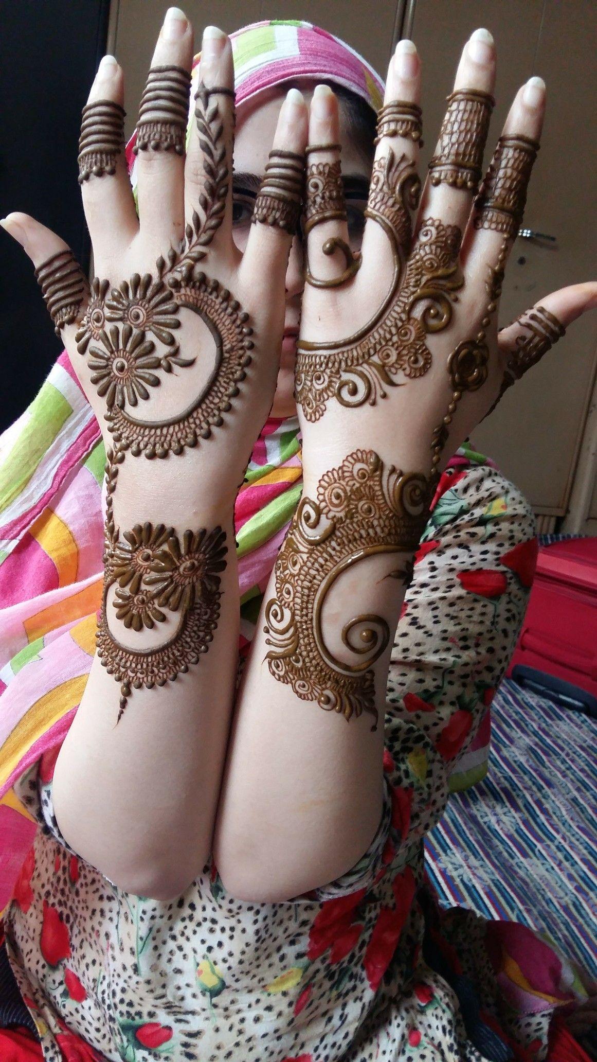 Mehandi Designsarbjeet Kaur New Mehndi Designs Legs