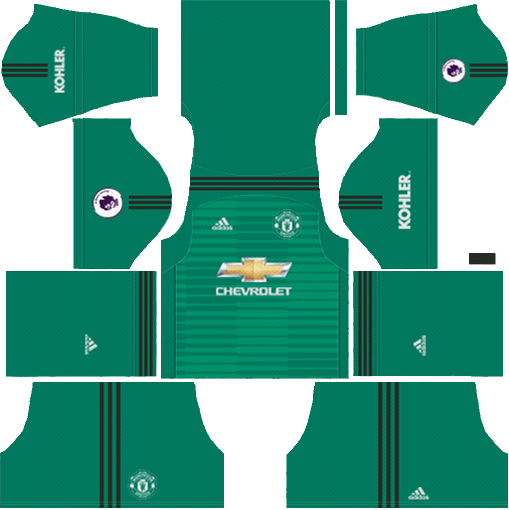 Manchester United Kits Dls 2019 Dream League Soccer Kits 512x512 In 2020 Soccer Kits Man United Kit Manchester United