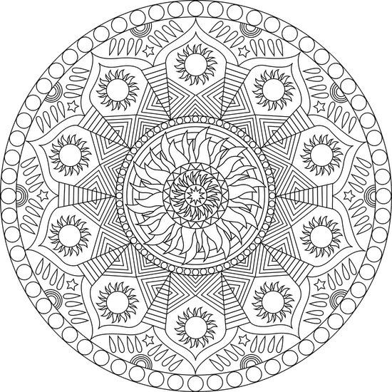 fire mandalas coloring pages   Fire Temples are places of worship for Zoroastrians. Fire ...