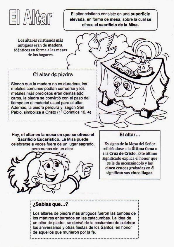 La Catequesis: Recursos Catequesis: Símbolos Litúrgicos ...