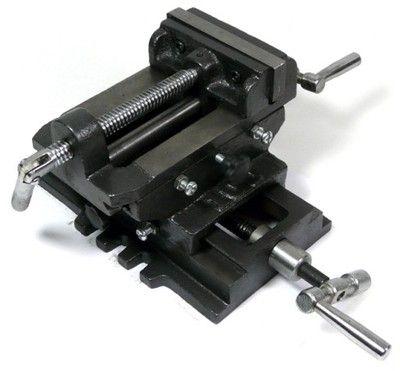 Imadlo Maszynowe Krzyzowe Dwuosiowe 125mm Tokarka Knife Block Knife