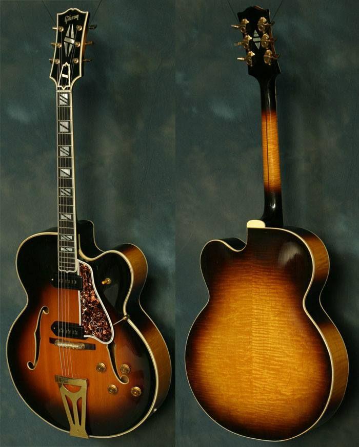 1956 Gibson Super 400 Vintageandrare Classic Guitar Semi Acoustic Guitar Archtop Guitar