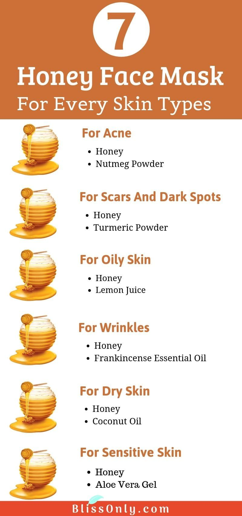 Photo of 7 Best Honey Face Mask For All Skin types – BlissOnly