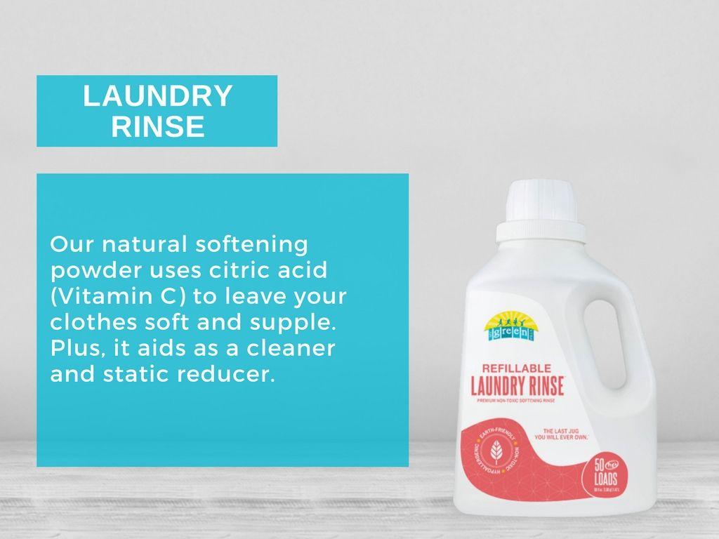 Signature Scent Laundry Rinse Signature Scent Scent Laundry