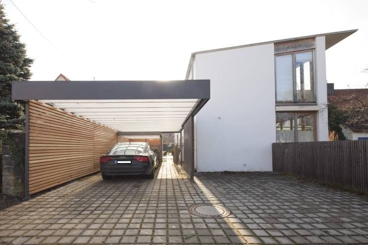 Hervorragend Carport von Architekt Armin Hägele | Armin, Garage decorating and  ZT39