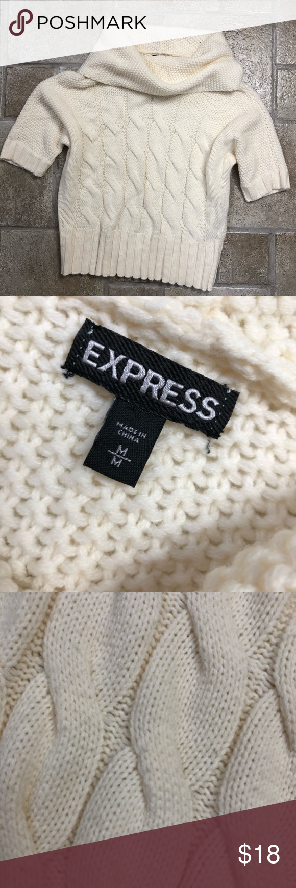 Final Express Dolman Sleeve Cable Knit Sweater Cable Knit Sweaters Dolman Sleeve Dolman Sleeve Shirt