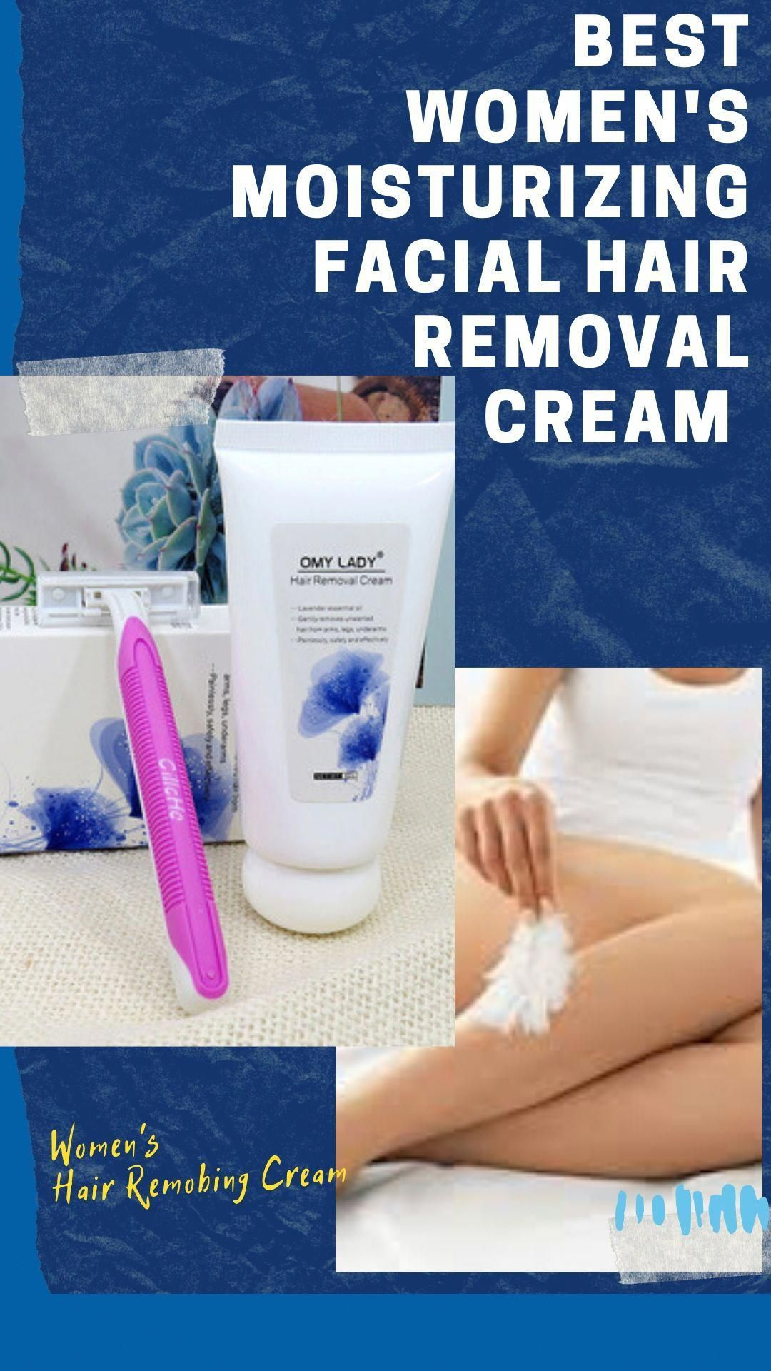 Best Women's Moisturizing Facial Hair Removal Cream  #fashionlovers #instagood #fashion #love #beaut...