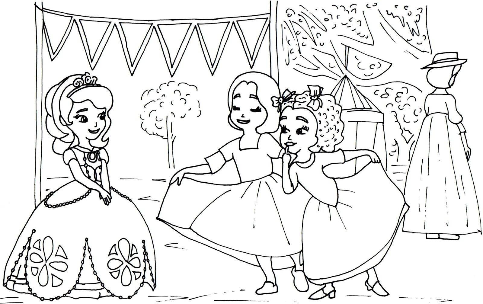 sofia coloring pages - Google Search | kids color pages | Pinterest ...