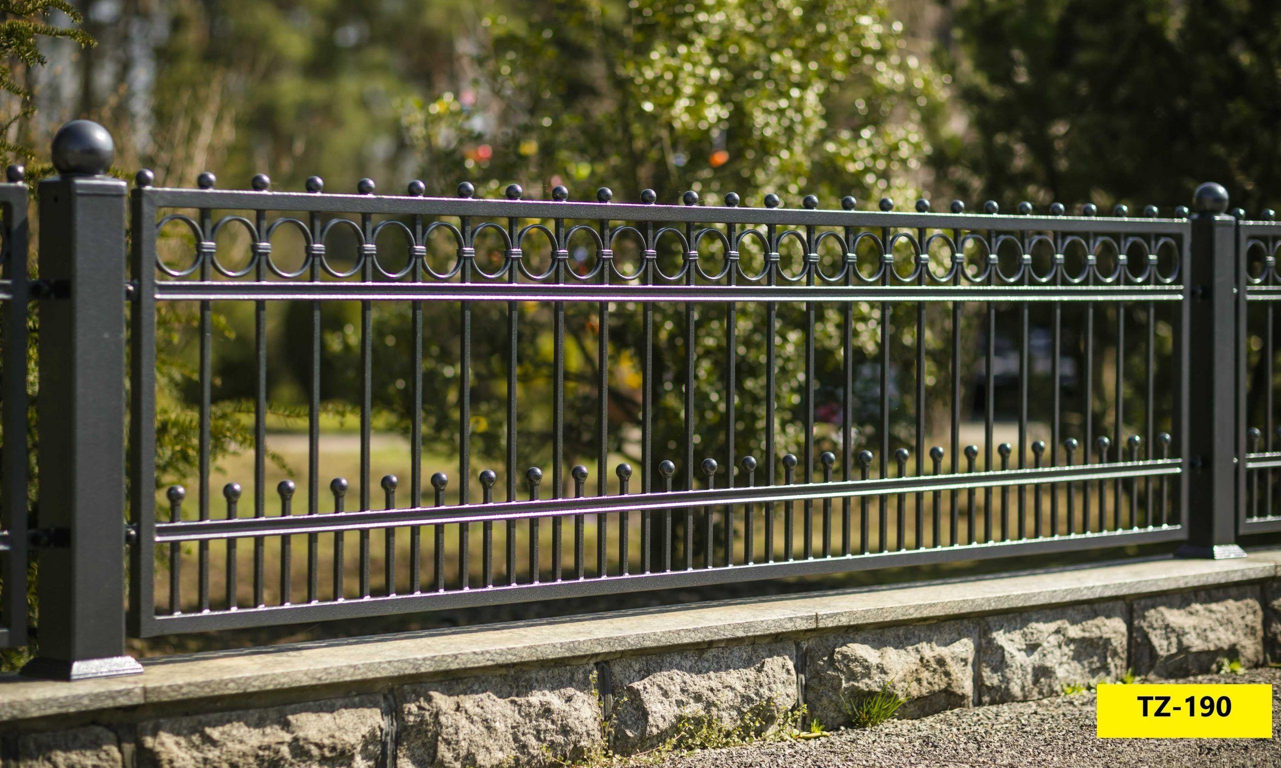 Thor Kunstschmiede Zaune Aus Polen Zaunelemente Metallzaune Gartenzaun Thor Garten