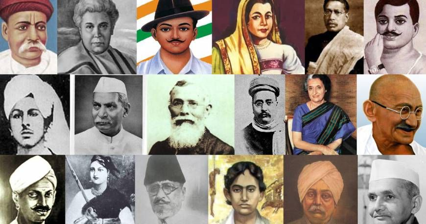 Freedom fighters of india freedom fighters and india freedom fighters of india people altavistaventures Choice Image