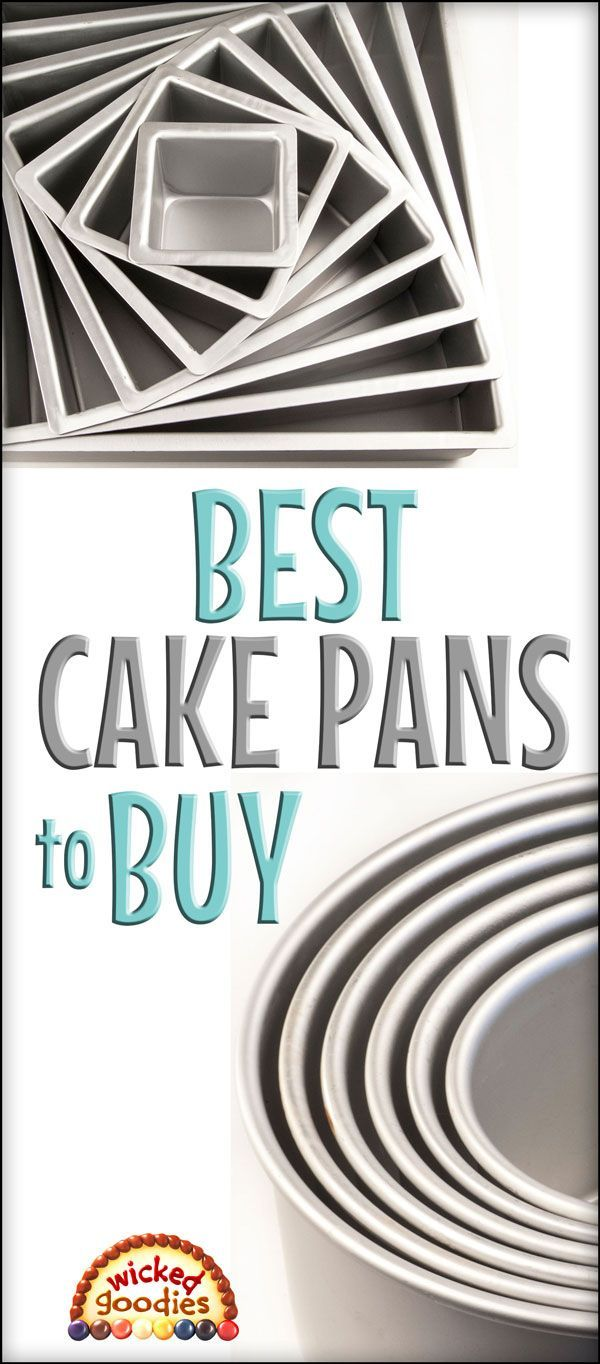 Best Cake Baking Pans to Buy #cakedecoratingvideos