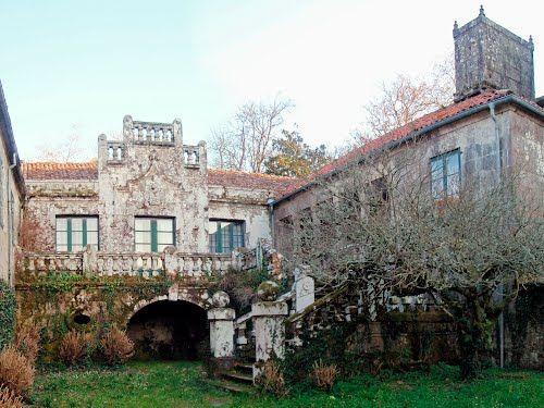 Pazo De Antequeira Pueblos De España Tiempo En España Pontevedra Galicia