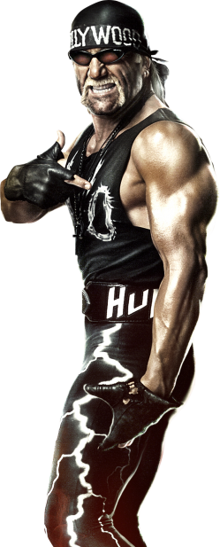 Hulk Hogan Hollywood Render Hulk Hogan Wwe Superstars Pro Wrestling