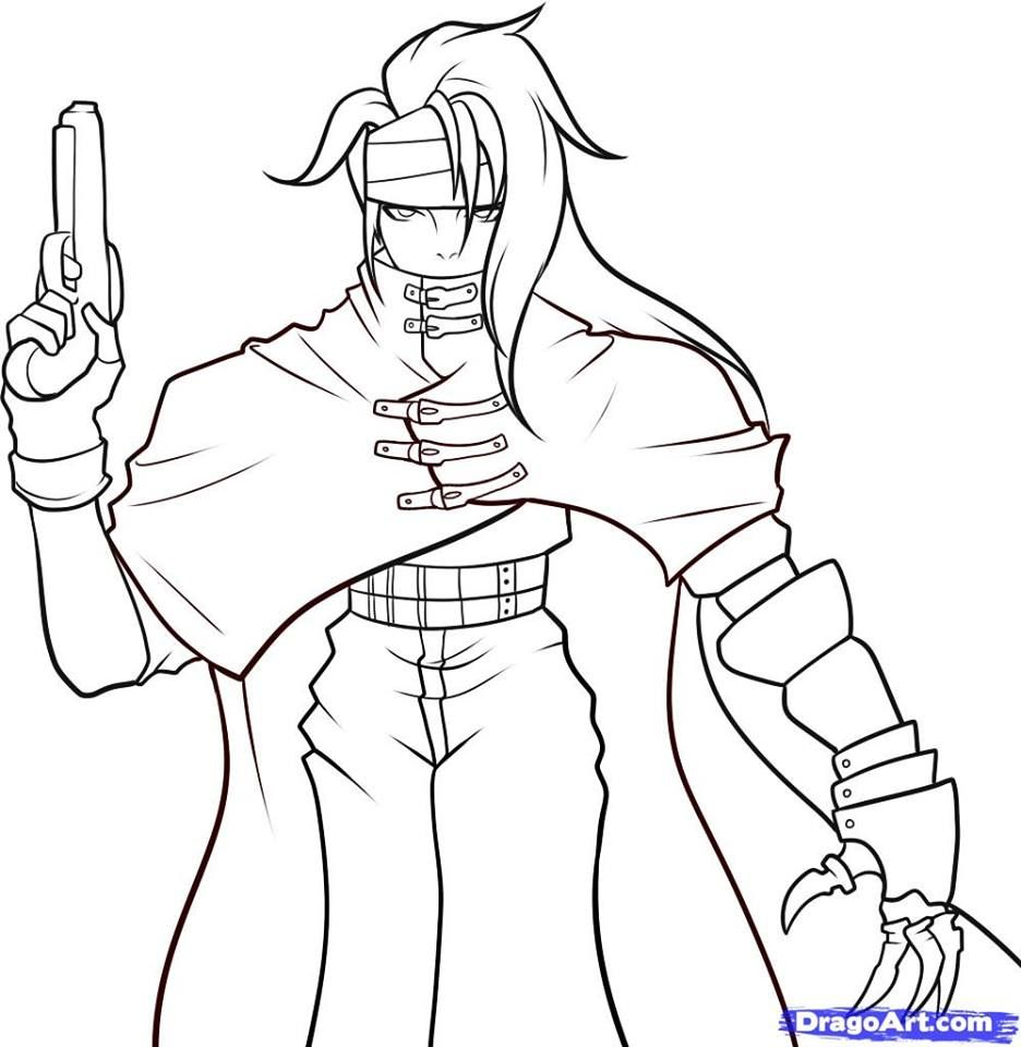27++ Final fantasy coloring pages ideas