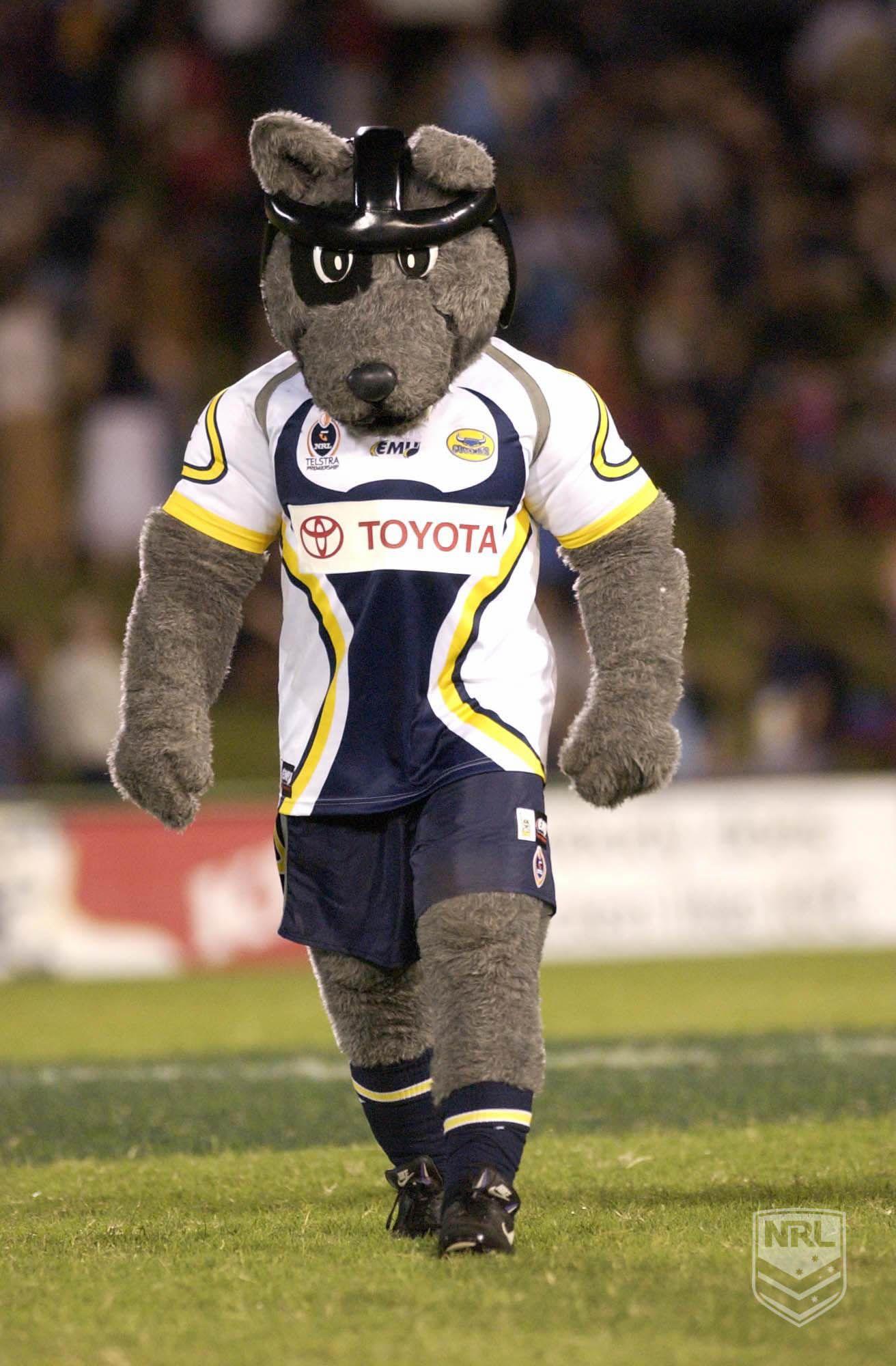 North Queensland Cowboys Mascot Mascot, Cowboys, Nrl