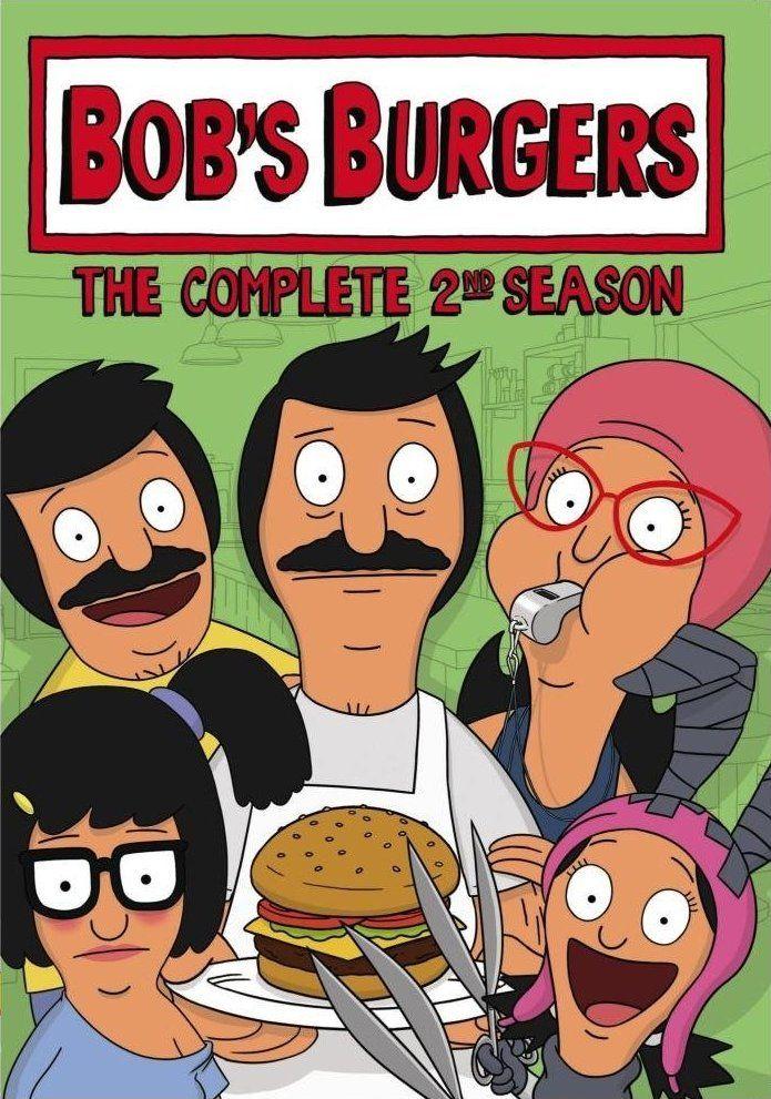 Bob's Burgers Season 2 (2012) Bobs burgers seasons