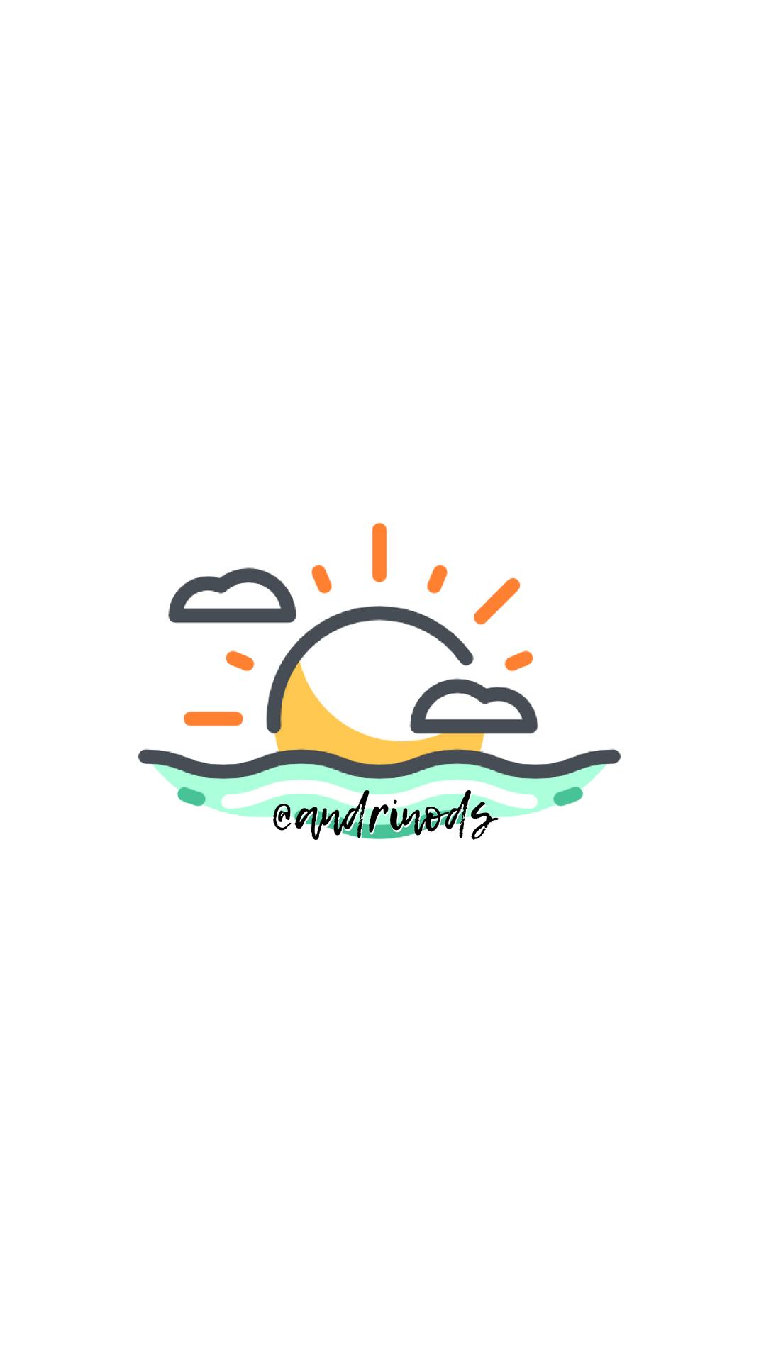 stephanie andrino andrinods fotos y videos de instagram beach icon sunset logo instagram highlight icons instagram highlight icons
