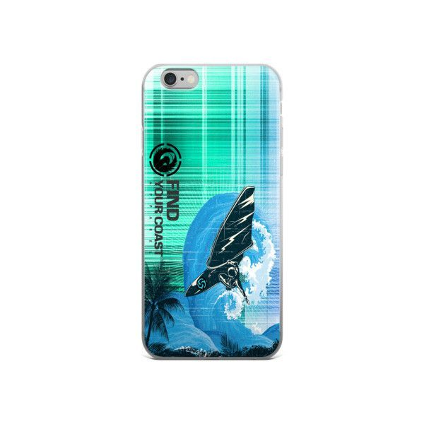 coque iphone 8 windsurf freestyle
