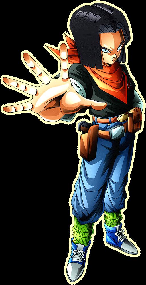 Android 17 Render 2 Xkeeperz By Maxiuchiha22 On Deviantart Dragon Ball Painting Anime Dragon Ball Super Dragon Ball Art