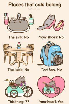 Pusheen Cat Wallpaper Google Search Pusheen Pusheen Cat Cats