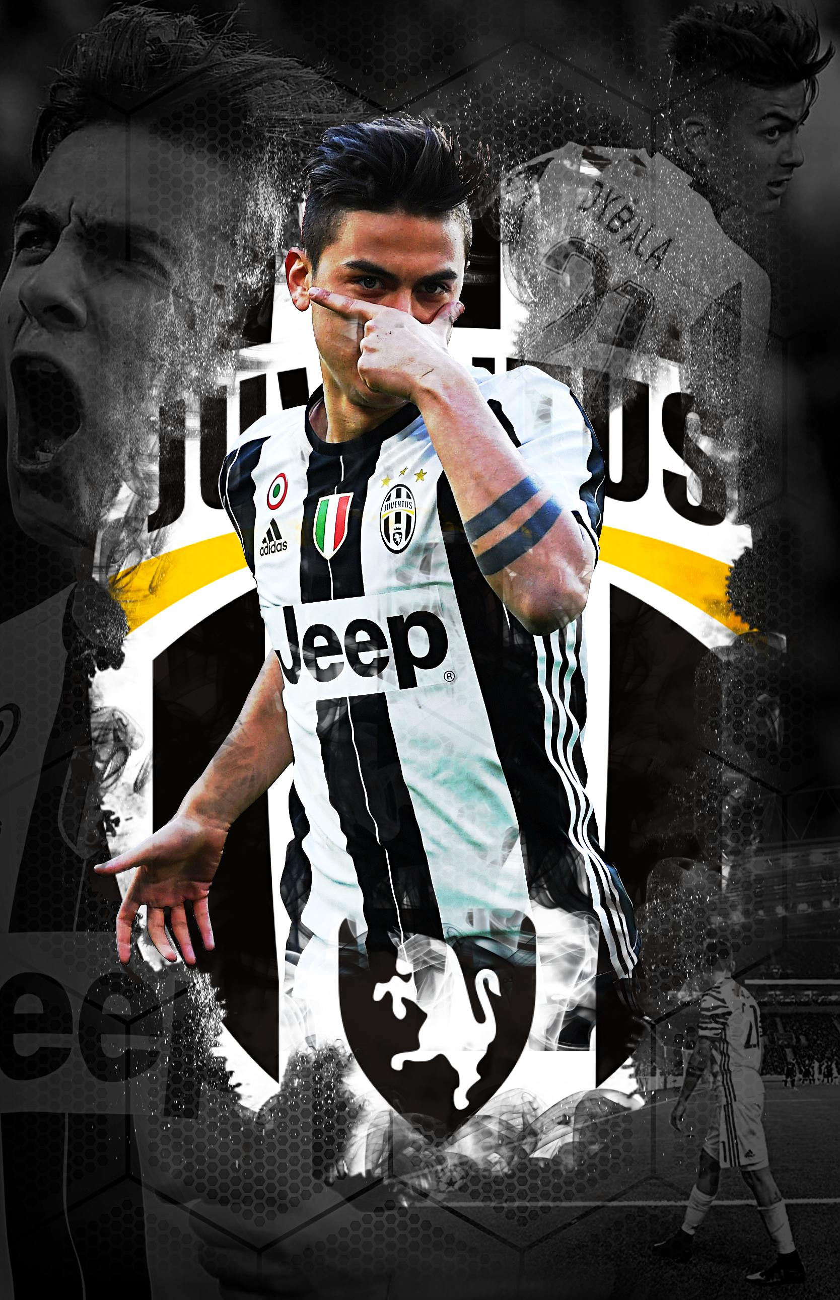 Paulo Dybala IPhone Wallpaper