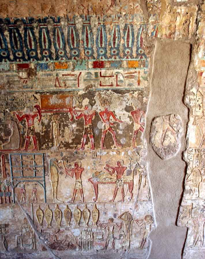 EL KAB THE TOMB OF RENNI son of Sobek-Hotep – Egypt