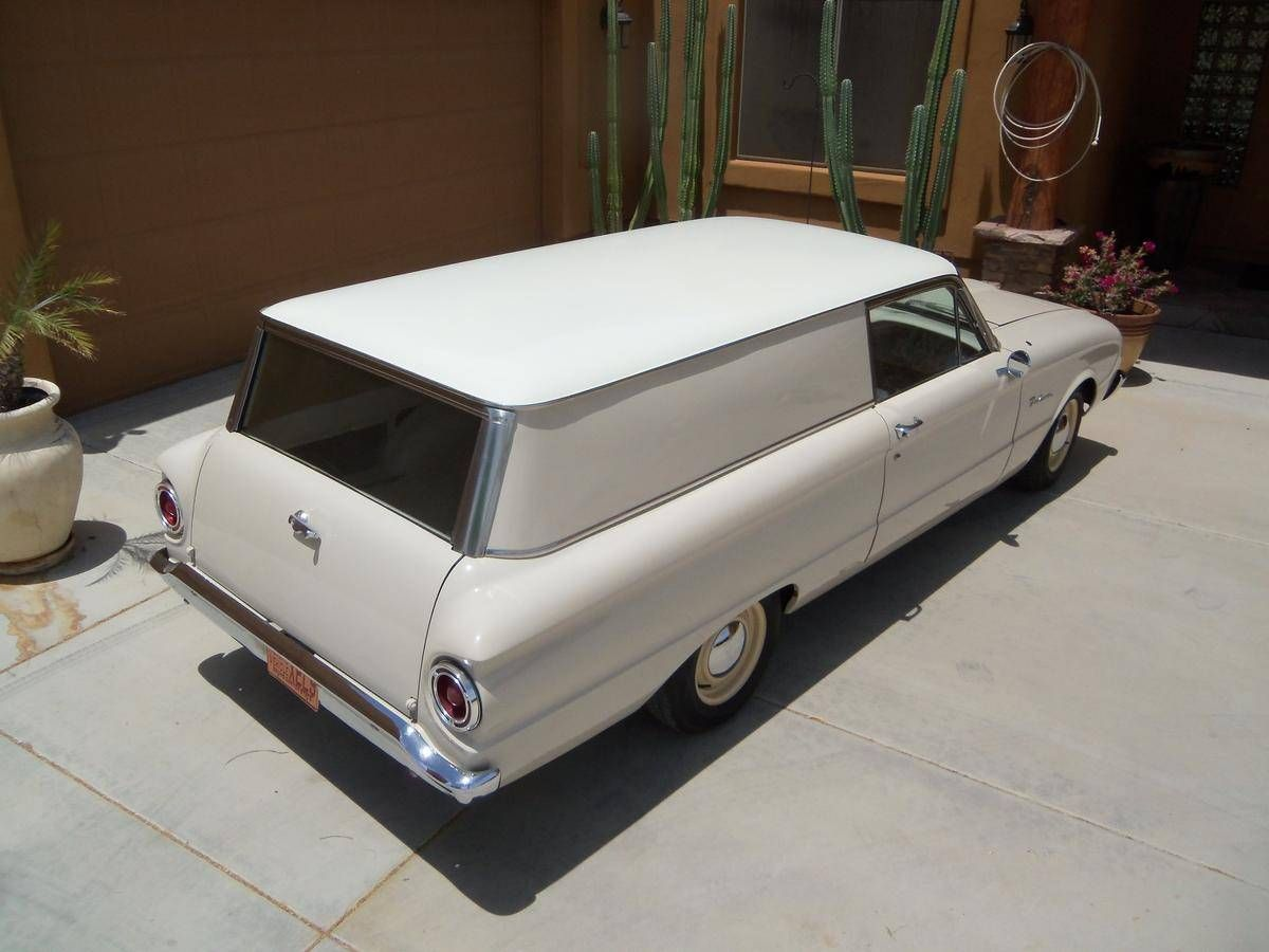 1961 Ford Ranch Wagon for sale #1955475 - Hemmings Motor News ...