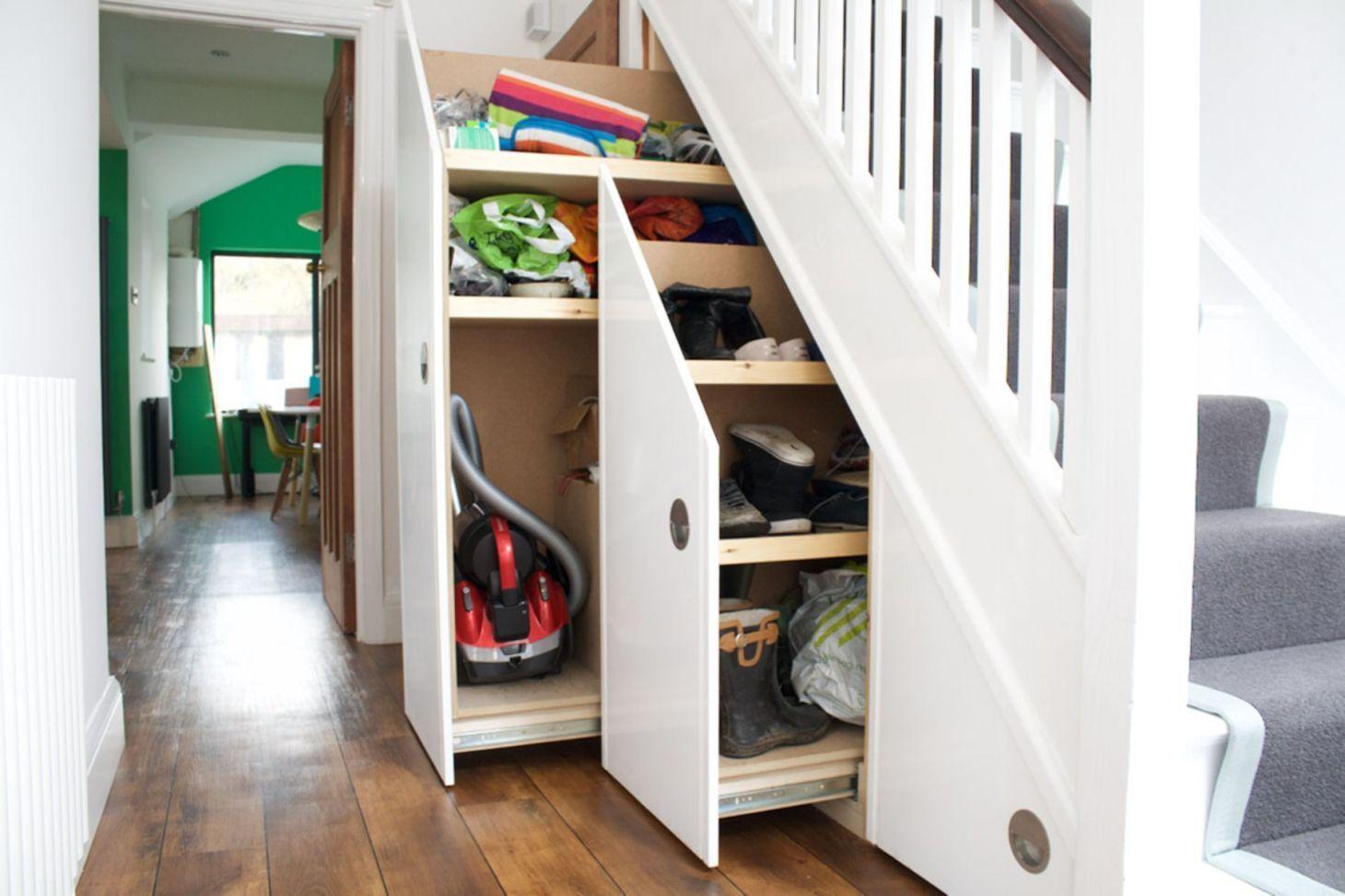 8 Most Creative Cupboard Design Ideas For Area Under