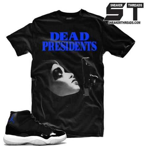 407a15785cee Shirts match Jordan 11 space jam retro 11space jam sneaker tees ...