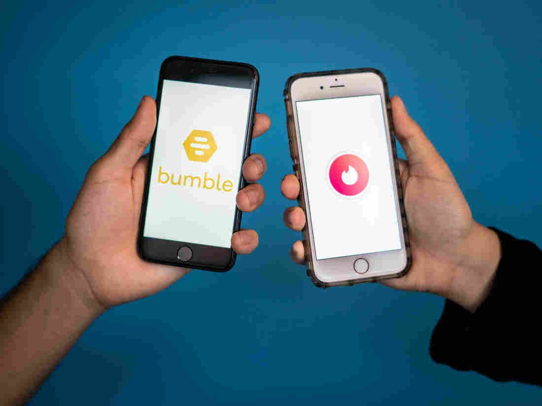 The TinderBumble Feud Dating Apps Fight Over Who Owns