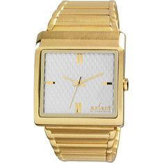 Special Offers Available Click Image Above: Axcent Harriet X62858-132 (men's) - Gold Stainless Steel/white