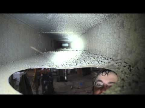 The right way to clean the ducts in your home.