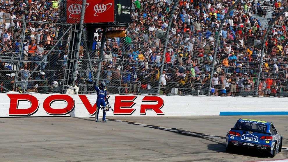 Weekend schedule for NASCAR at Dover, Las Vegas Nascar