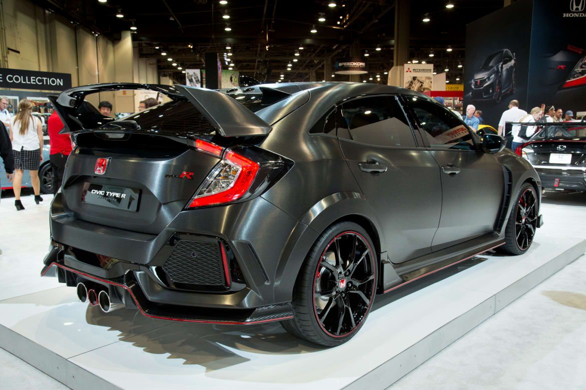 2018 Honda Civic Type R Ben Definition Of Awesome Pinterest