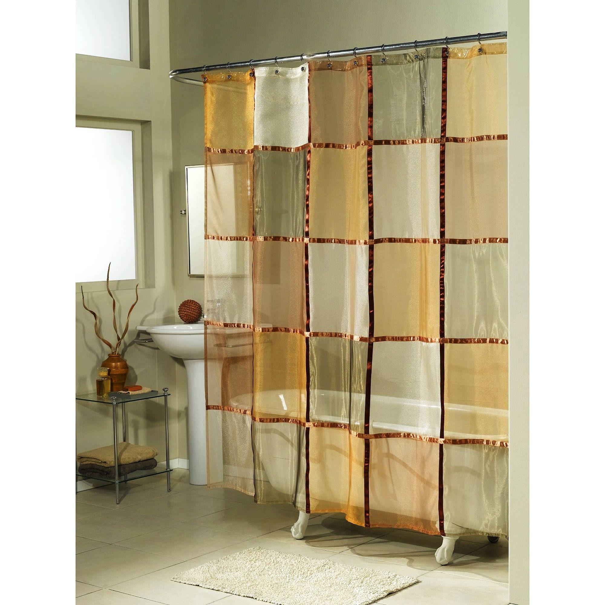 Copper Colored Shower Curtain Copper Colored Shower Curtain Ex