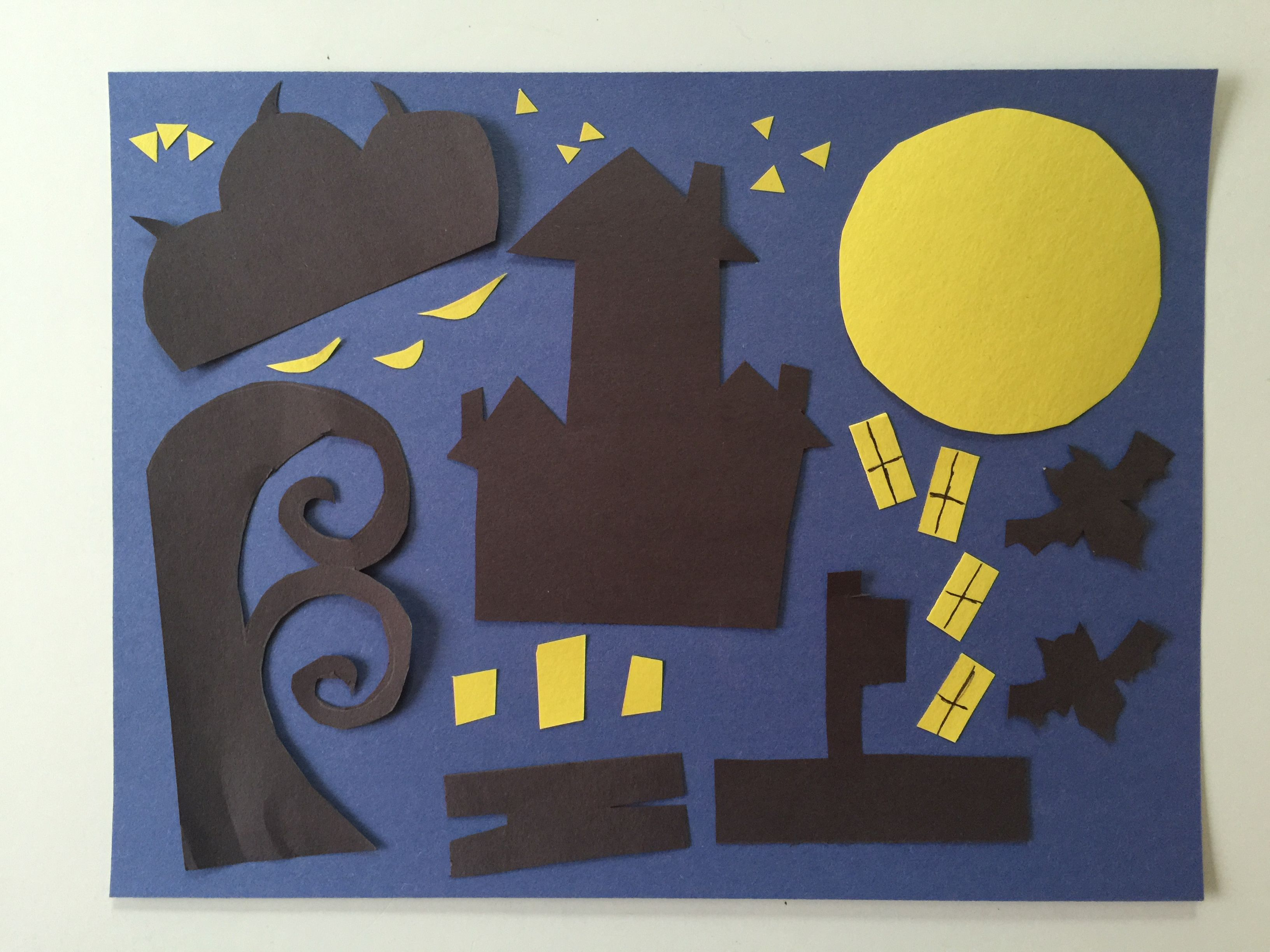 33++ Easy halloween crafts with construction paper info
